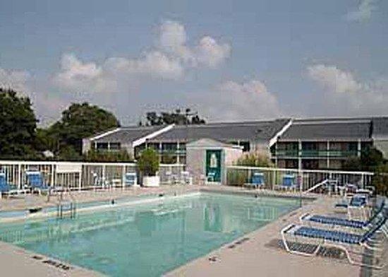 Quality Inn Greenville: Pool