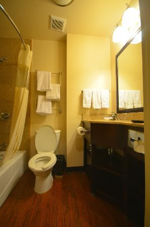 La Quinta Inn & Suites JFK Airport: Washroom