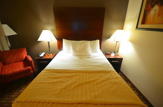 La Quinta Inn & Suites JFK Airport: Bed