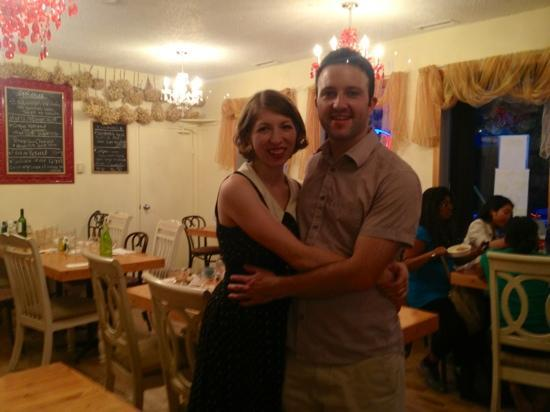 Chez Sophie Bistro: Romantic!