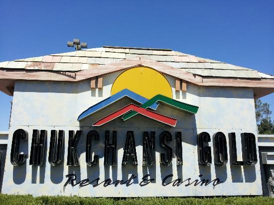 Chukchansi Gold Resort & Casino: Sign