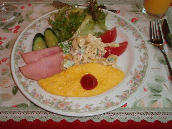 Resort Inn Bonheur: 朝食②