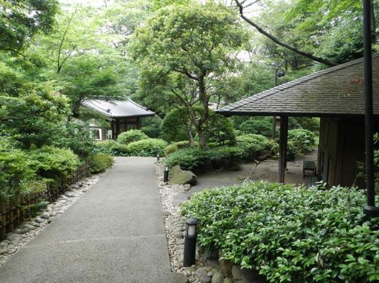 Grand Prince Hotel Takanawa: garden