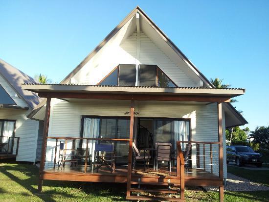 Beachcomber Motel: Sea View Villa