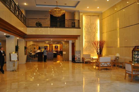 Liuying Hotel : LOBBY