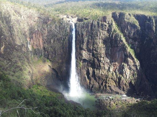 Ingham, Australien: Wallaman Falls