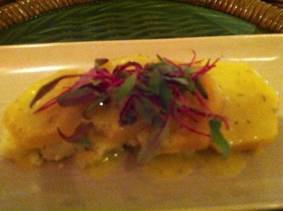 Currents Restaurant: Beet Salad