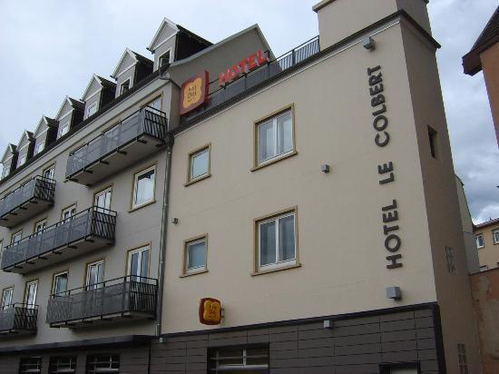 Hotel colbert bewertungen fotos preisvergleich colmar for Hotels colmar