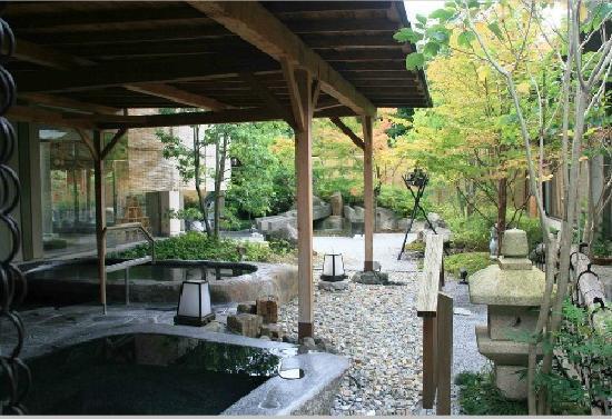 Ishikawa-machi, اليابان: 福島 母畑温泉 八幡屋