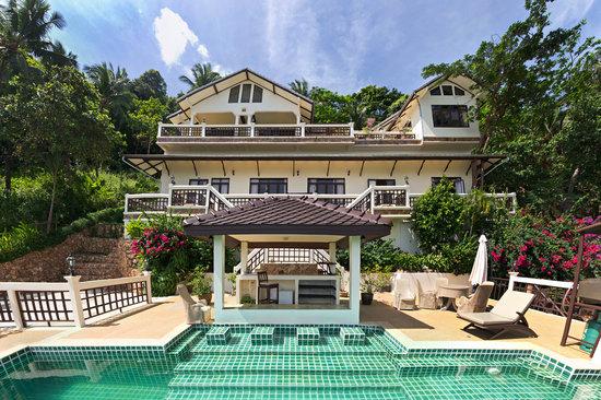 Jungle Emerald Rock: JER villa Hotel