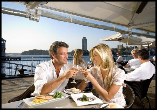 Pier One Sydney Harbour, Autograph Collection: Alfresco dining