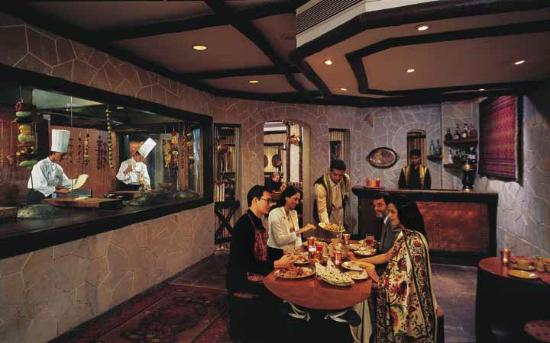 Photo of Indian Restaurant Peshawri at Sahar Road, Andheri East, Mumbai (Bombay) 400069, India