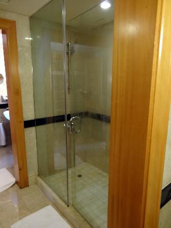 Mövenpick Resort & Residence Aqaba: Dusche