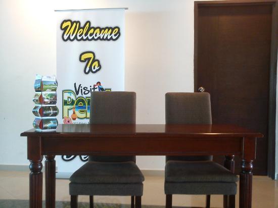 Marina Island Pangkor Resort & Hotel: Lobby