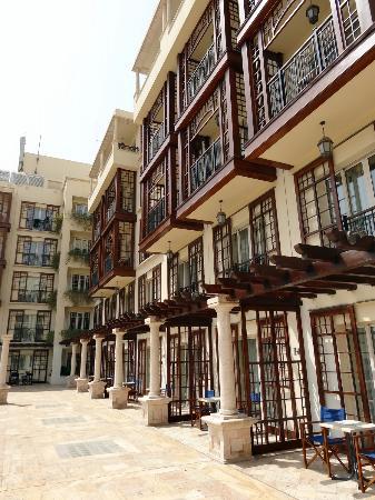 Mövenpick Resort & Residence Aqaba: Hotel