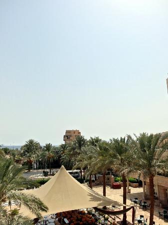 Mövenpick Resort & Residence Aqaba: Aussicht vom Zimmer