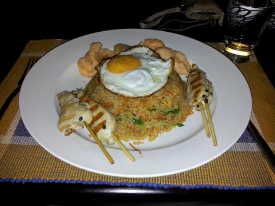 Cinnamon Lodge Habarana : Dinner at the Lodge