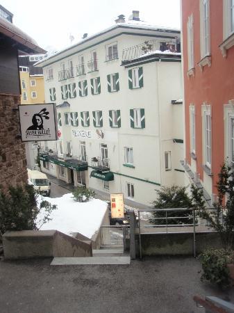 Ski Lodge Reineke: Hotellet