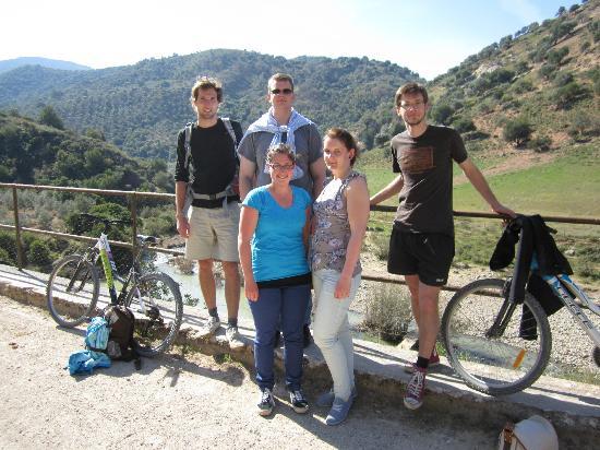 Academia Pradoventura - Clases de día: Radtour via verde