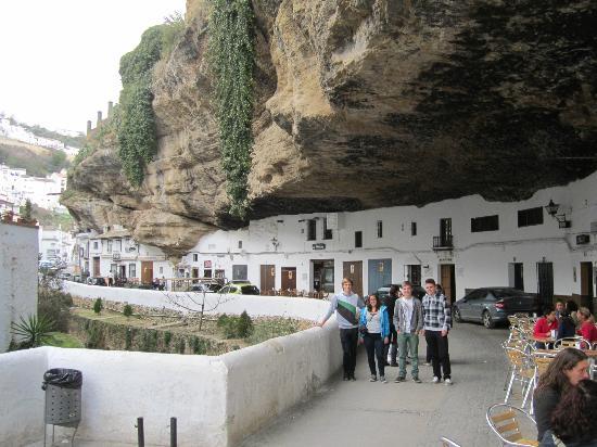 Academia Pradoventura - Clases de día: Besuch des Ortes unserer Lehrerin