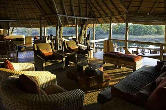 Wilderness Safaris Savuti Camp: Savuti Camp Main Area