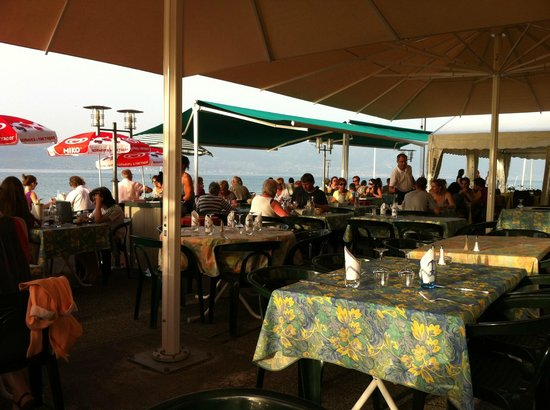 Nice view picture of restaurant du port meillerie - Restaurant du port meillerie ...
