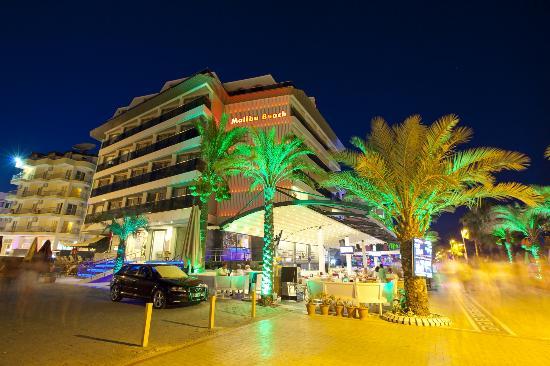 Malibu Beach Hotel Marmaris Turkey Reviews Photos Price Comparison Tripadvisor