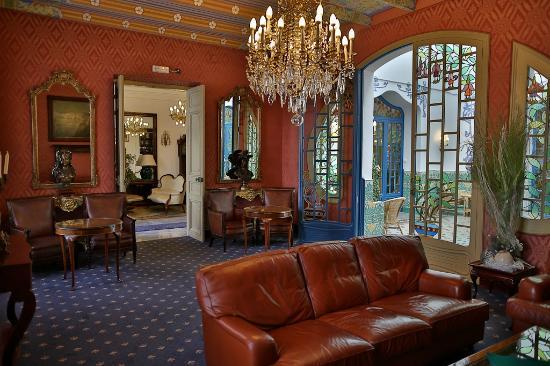 Hotel Diana: Интерьер