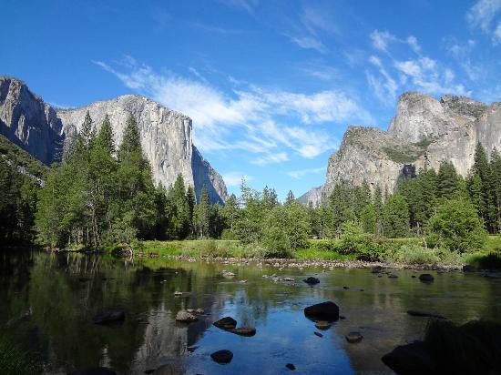 Serenity Gardens Bed and Breakfast: Yosemite National Park