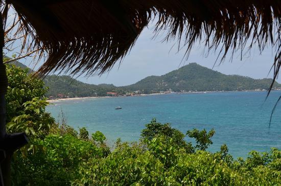 Koh Tao Cabana: View from room