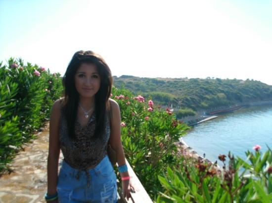 Didim Beach Resort & Spa : On the beach