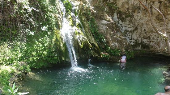 Water Mills Milopotamos : Kythira