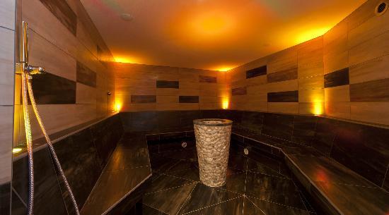 Hotel Waldhof: Finnische Sauna