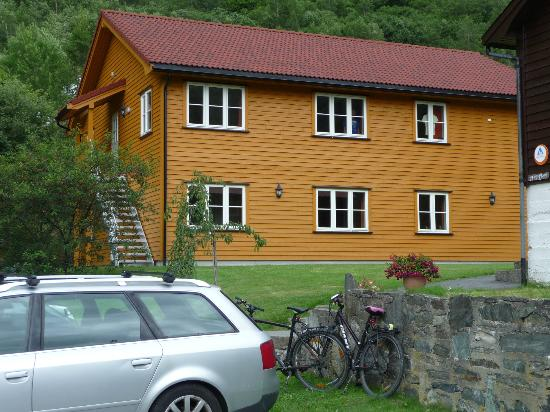 Flam Camping and Youth Hostel : Flåm Camping