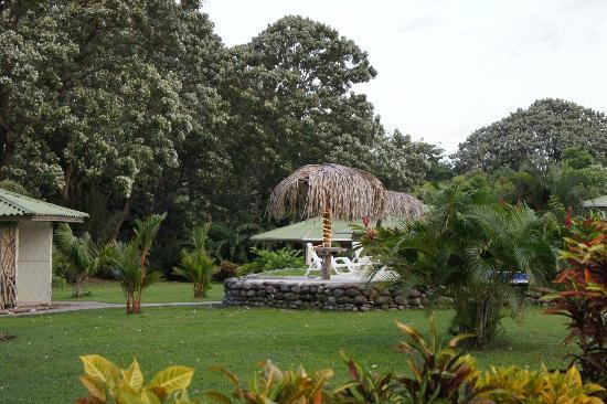 Hooked On Panama Fishing Lodge: zona piscina