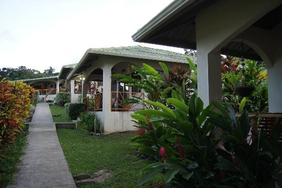 Hooked On Panama Fishing Lodge: bungalow