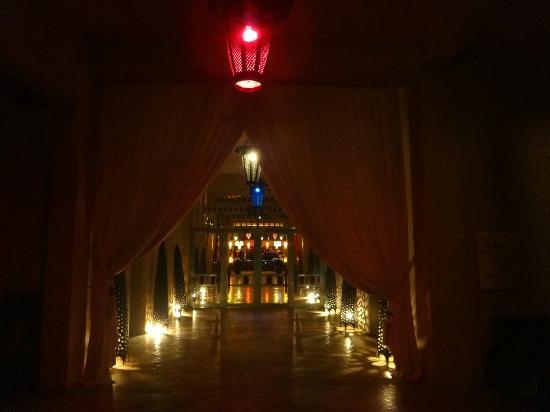 Club Med Marrakech La Palmeraie: Entrance to the bar