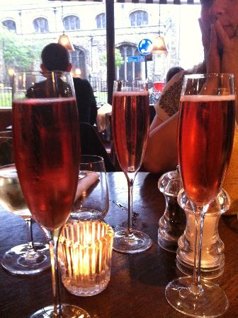 Cote Brasserie - Cambridge : Kir Royale