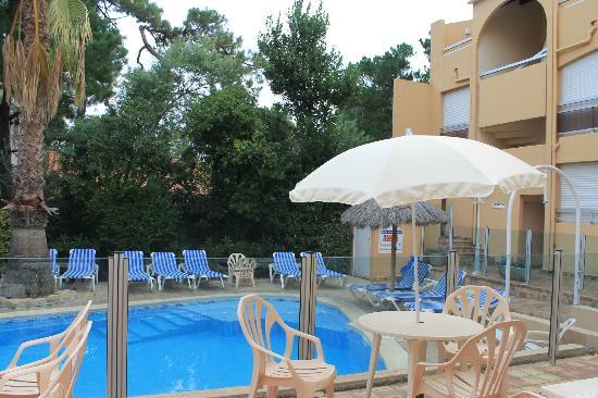 Hotel Le Maritime : La piscine