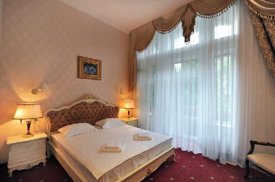 Hotel Oreanda : Junior Suite with balcony