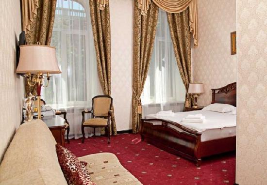 Hotel Oreanda : Family room