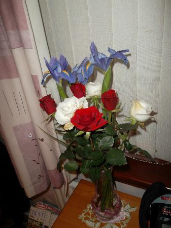 Roadside Croft Bed & Breakfast: De très belles fleurs fraiches