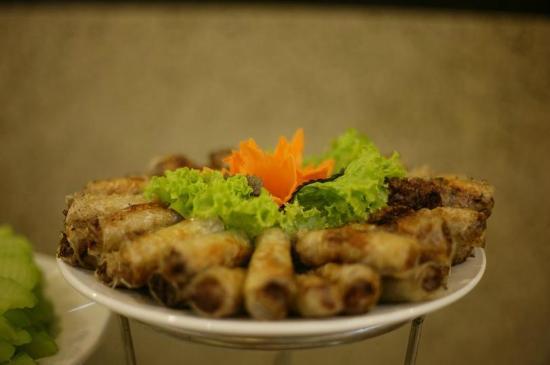 Hanoi Dolphin Hotel: Daily buffet breakfast