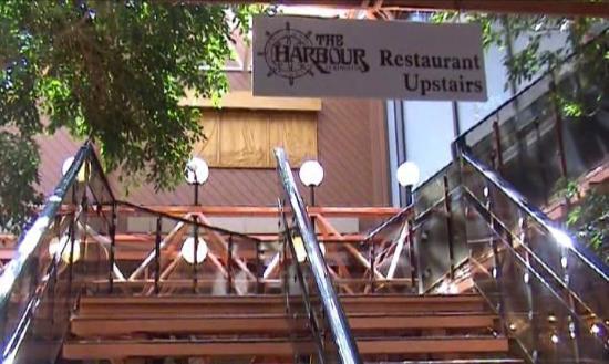 Harbour Restaurant : Entrée The Harbour