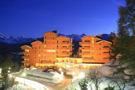 Helvetia Intergolf - Hotel & Apparthotel : Hôtel