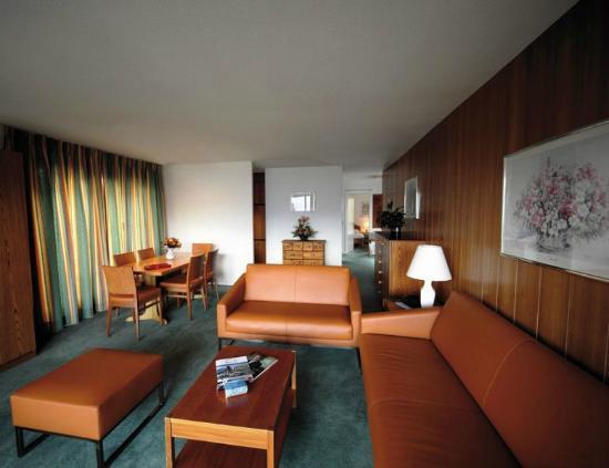 Helvetia Intergolf - Hotel & Apparthotel : King Suite