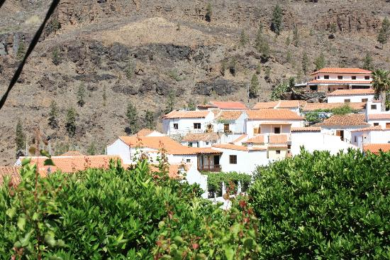 Casa Elisa Fataga View Picture Of Casa Elisa Gran Canaria Fataga