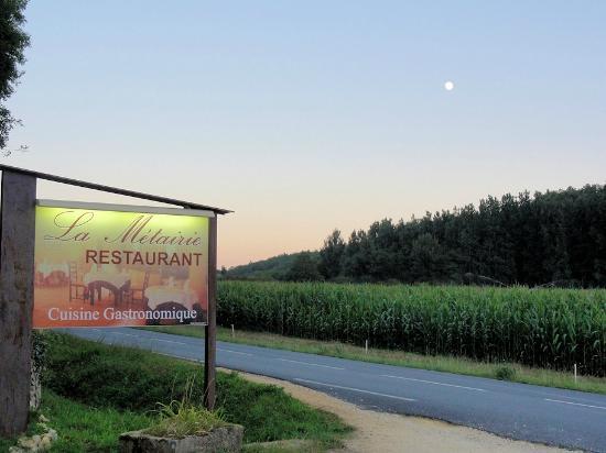 La Metairie: Clair de lune pour une excellente soirée