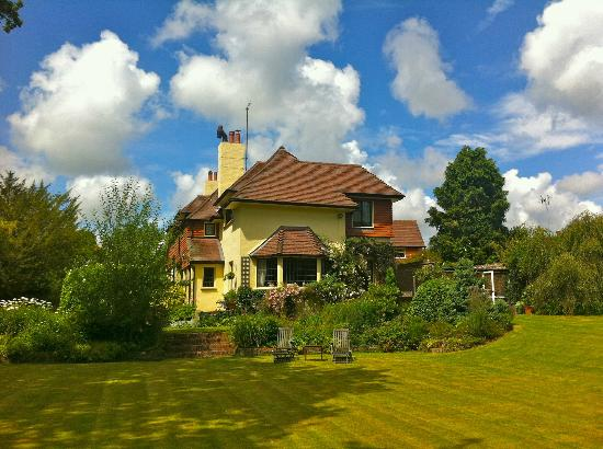 Highwoods Farm B and B: The idyllic B&B that is Highwoods Farm
