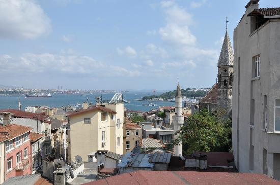 Rooms Galata: Private Roof Terrace - Astounding View!